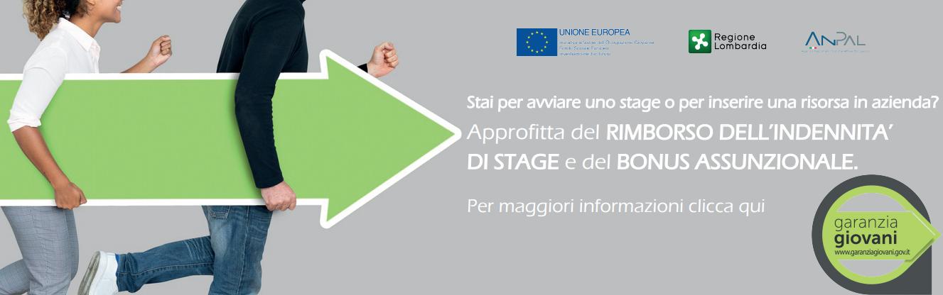 Banner Garanzia Giovani - ACTL