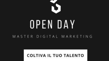 Open Day nuova edizione Master di Alta Specializzazione in Digital Marketing a Milano