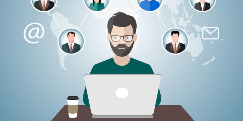 Lavoro a distanza: una nuova idea di impresa e società
