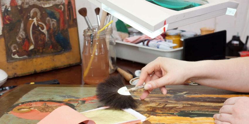 Parliamo di conservazione dei beni culturali e di formazione a distanza con la restauratriceValeria Cocchetti